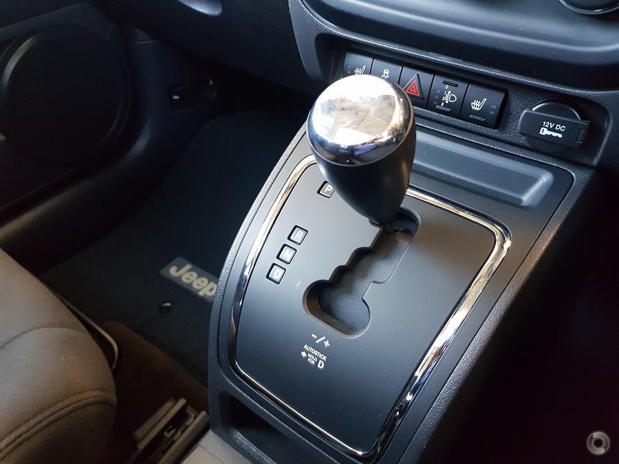 2013 Jeep Compass Sport MK