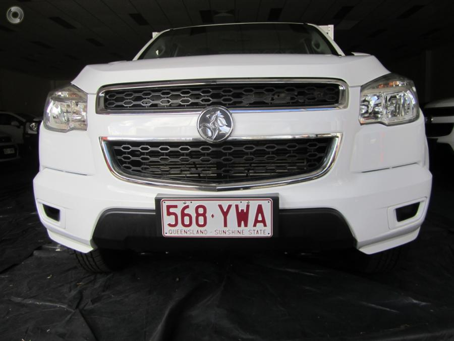 2014 Holden Colorado DX RG