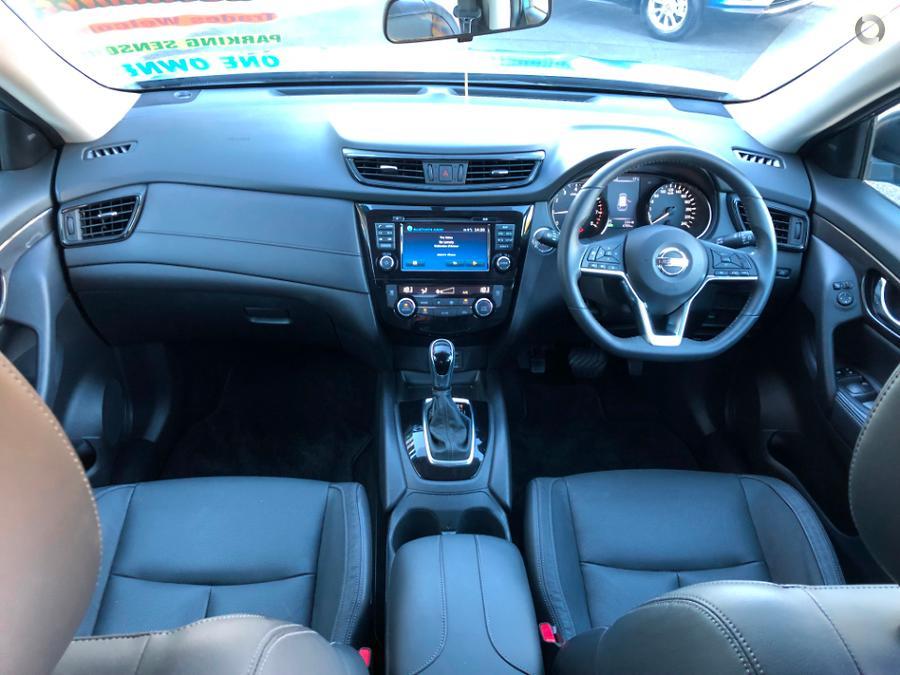 2018 Nissan X-Trail ST-L