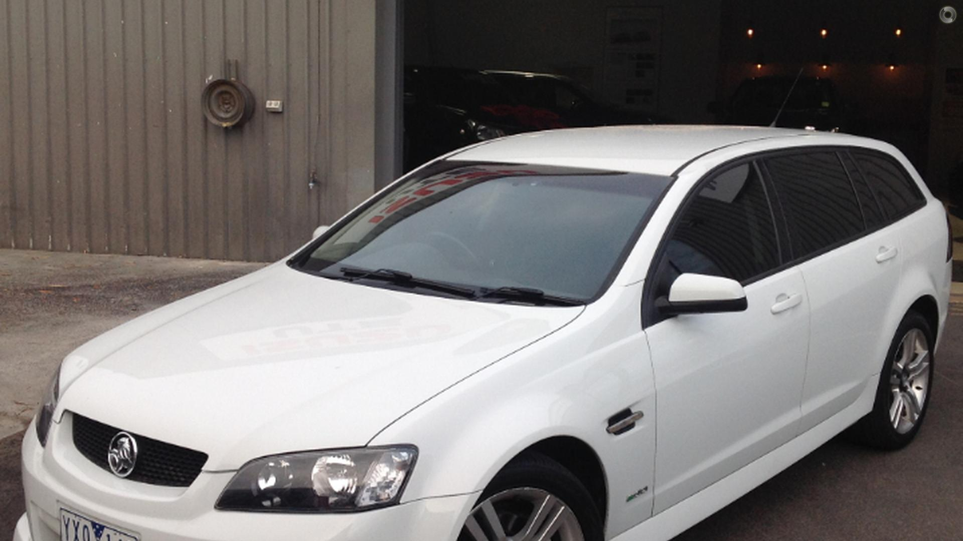 2010 Holden Commodore SV6 VE