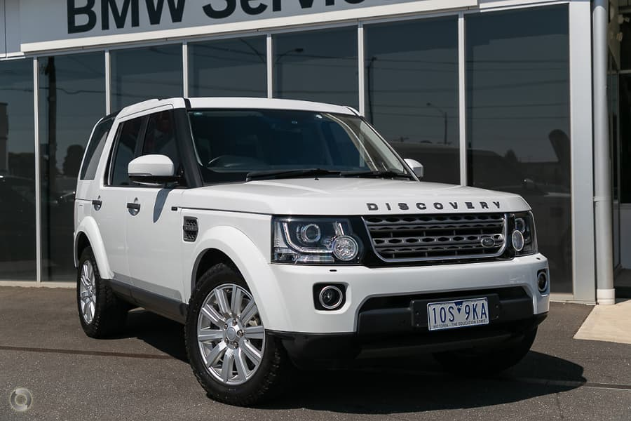2015 Land Rover Discovery TDV6