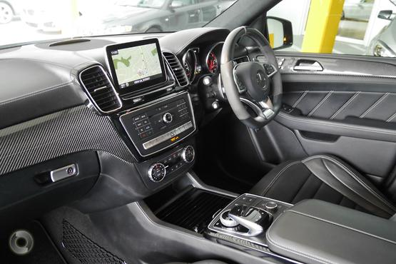 2015 Mercedes-Benz GLE 63 AMG S