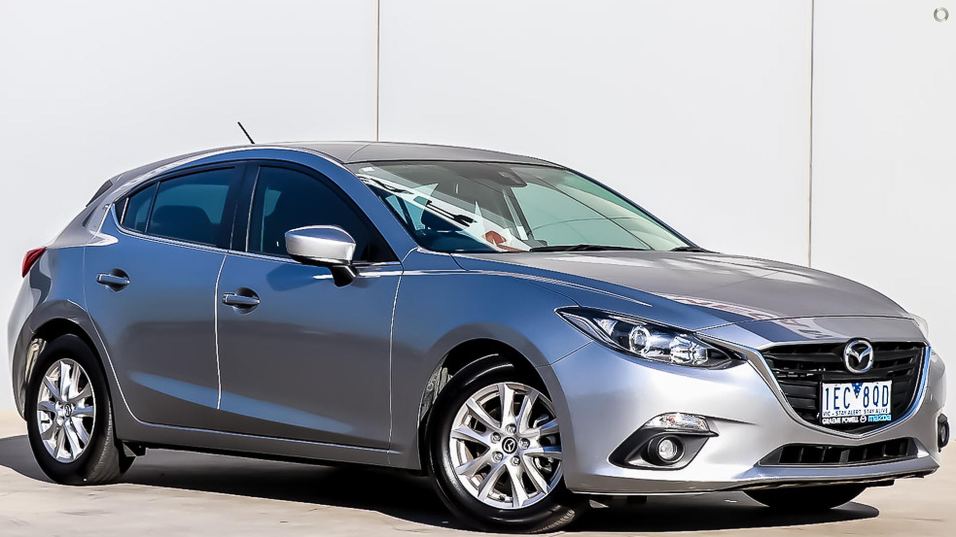 2015 Mazda 3 BM Series