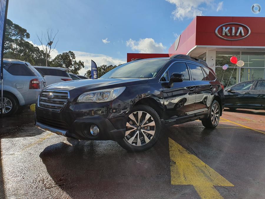 2015 Subaru Outback 2.5i 5GEN