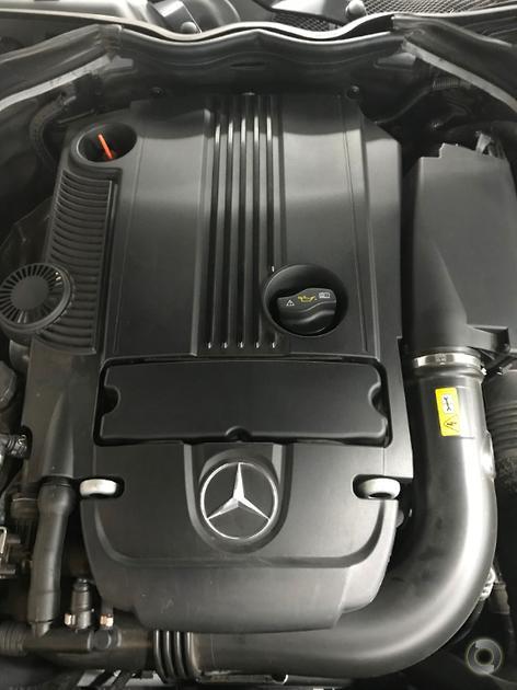 2013 Mercedes-Benz C 200 Sedan