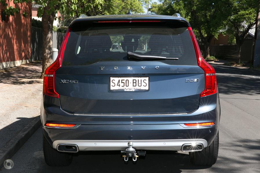 2018 Volvo XC90 D5 Inscription (No Series)