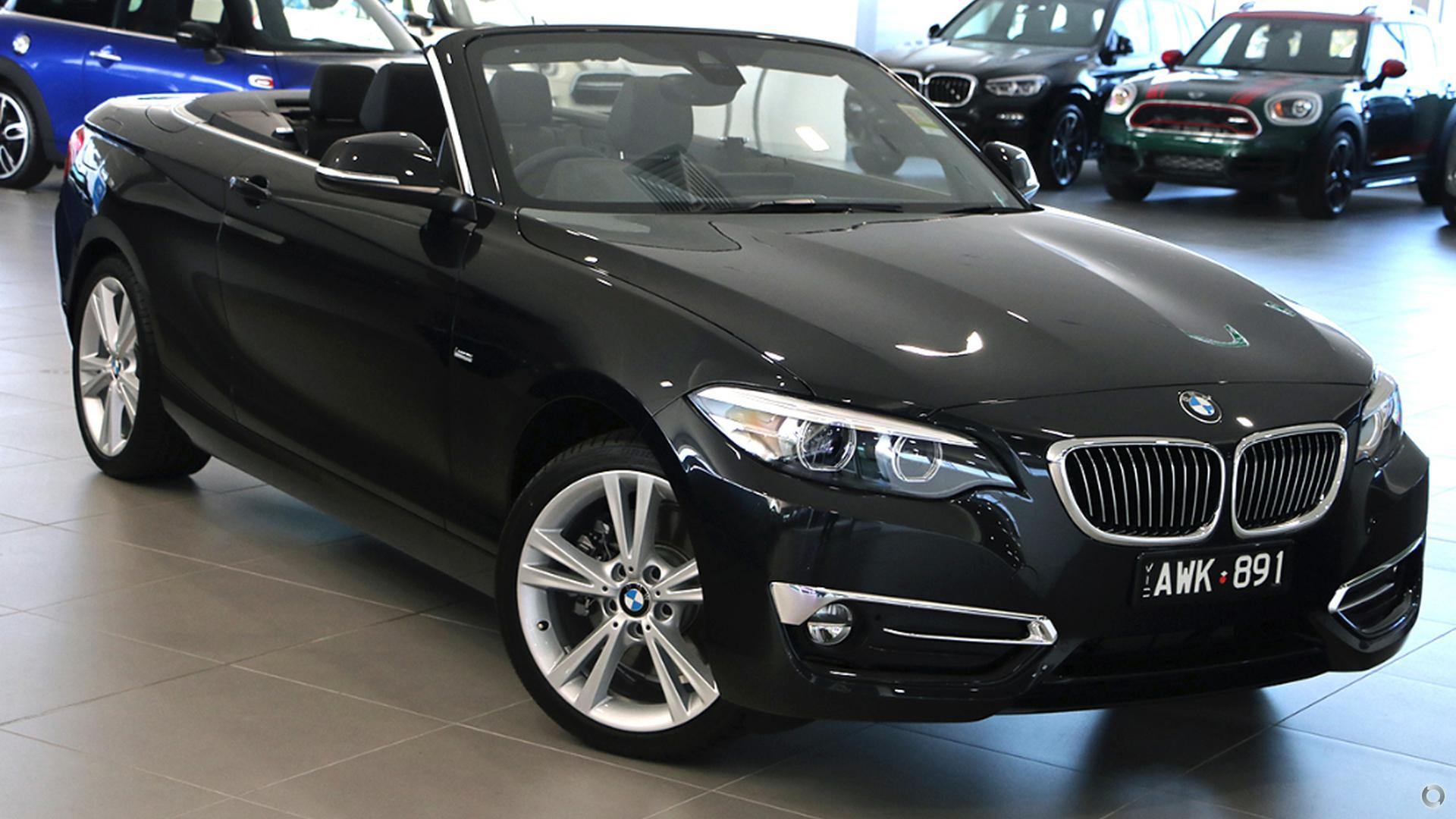 2017 BMW 230i Luxury Line