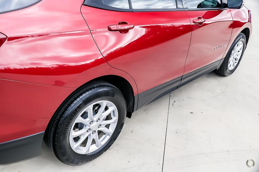 2017 Holden Equinox LS EQ