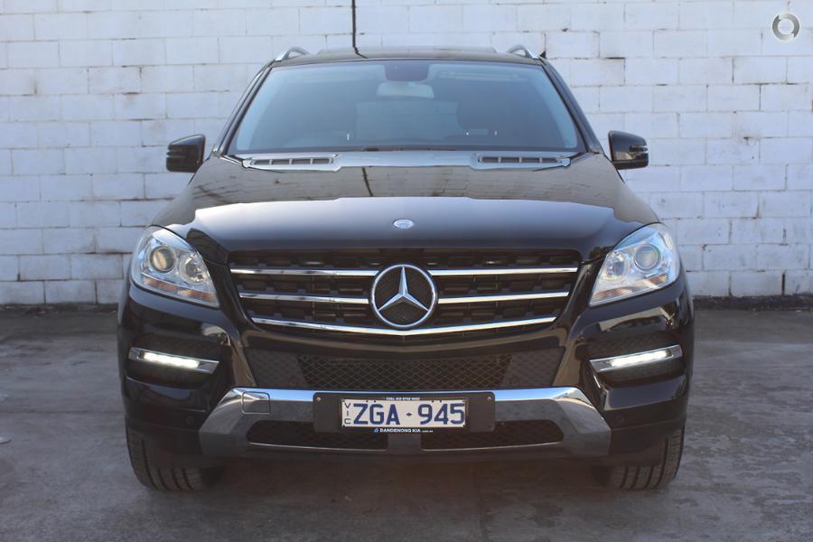 2012 Mercedes-Benz ML250 BlueTEC W166