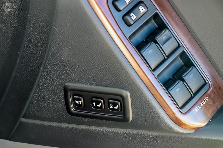2011 Toyota Landcruiser Prado Kakadu KDJ150R