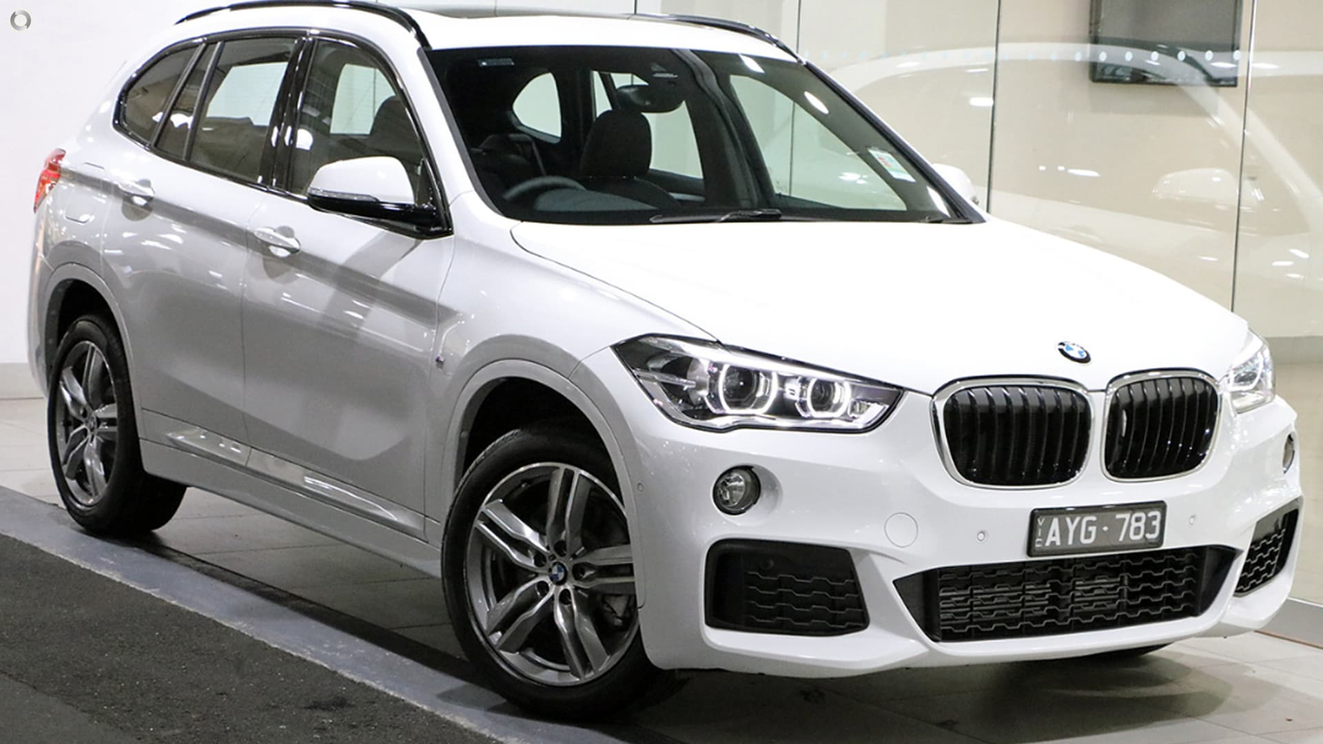 2018 BMW X1 sDrive20i