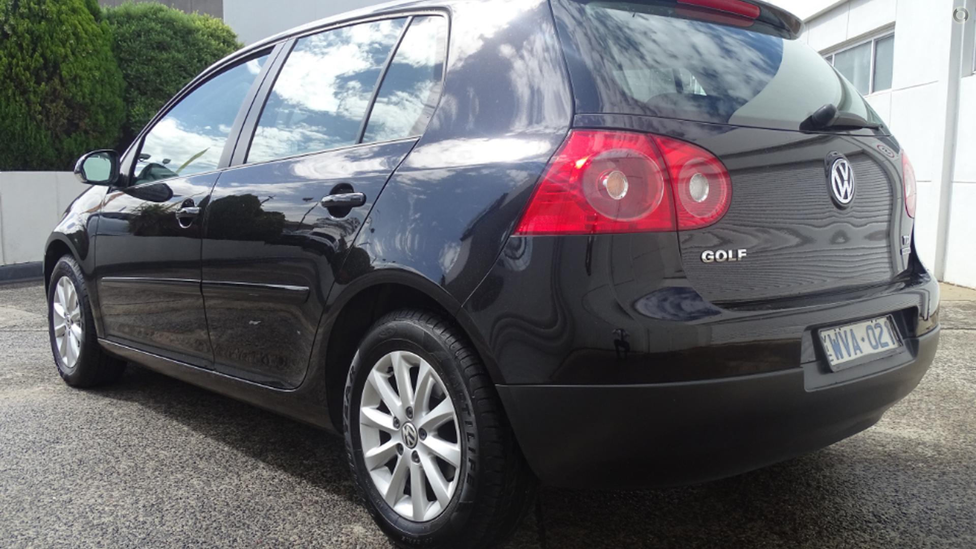 2009 Volkswagen Golf Edition V