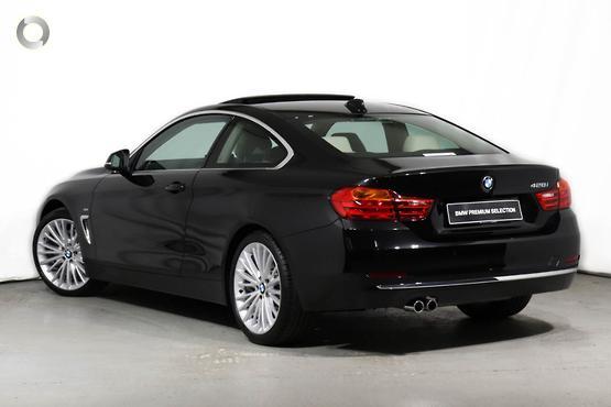2016 BMW 428 i Luxury Line