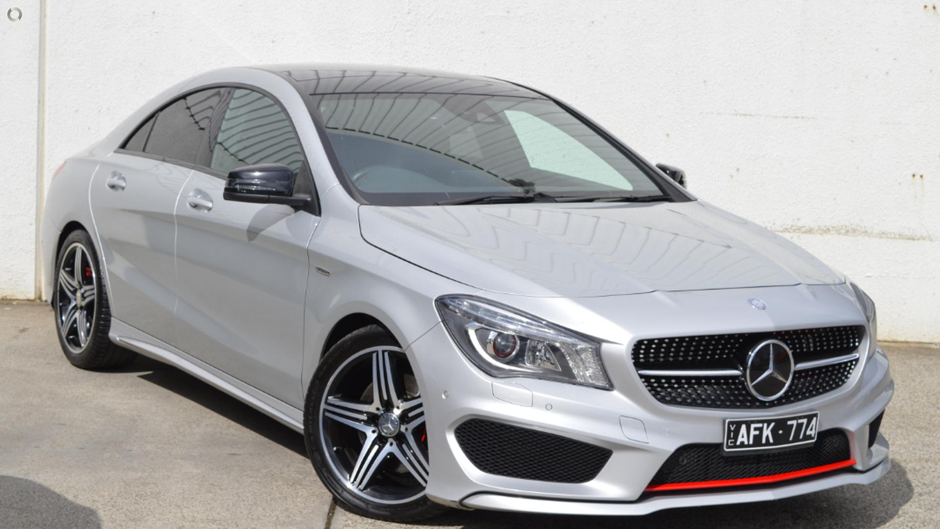 2015 Mercedes-Benz CLA250 C117