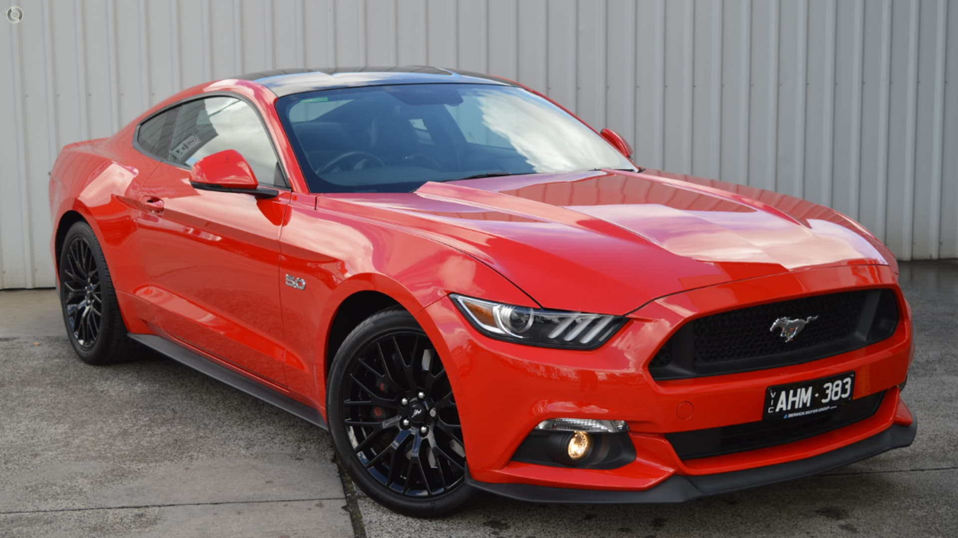 2016 Ford Mustang FM