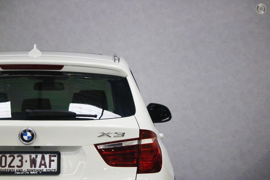 2015 BMW X3 xDrive20d