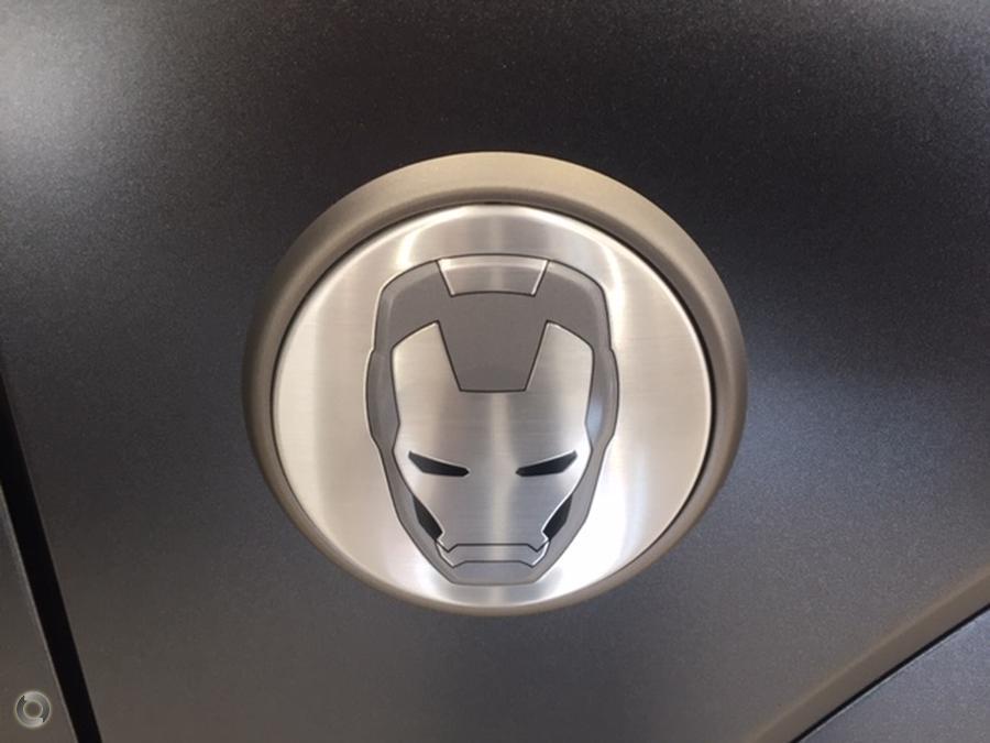 2019 Hyundai Kona Iron Man Edition OS.2