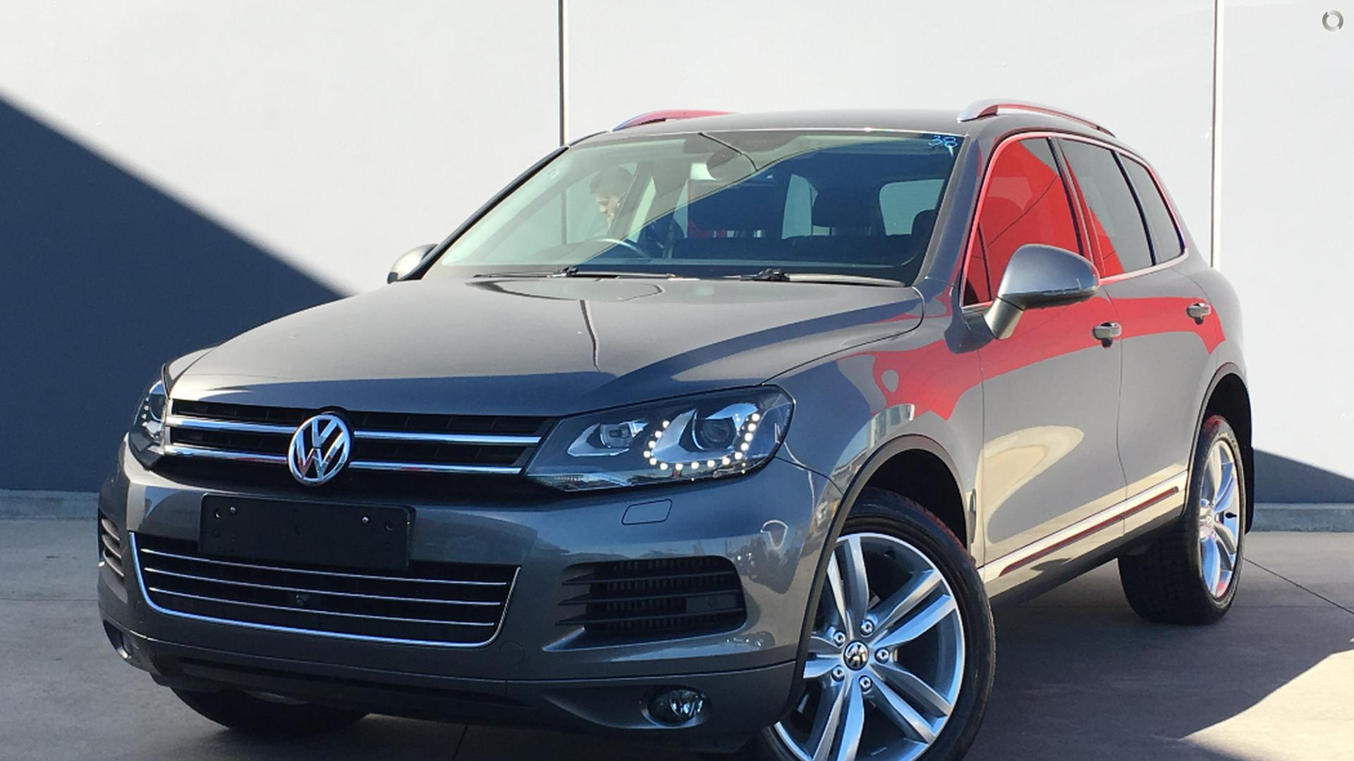 2013 Volkswagen Touareg 7P