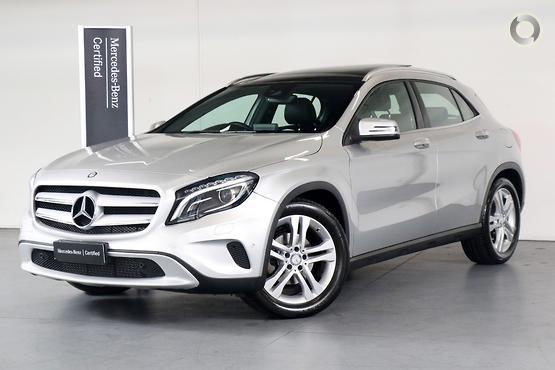 2017 Mercedes-Benz <br>GLA 220
