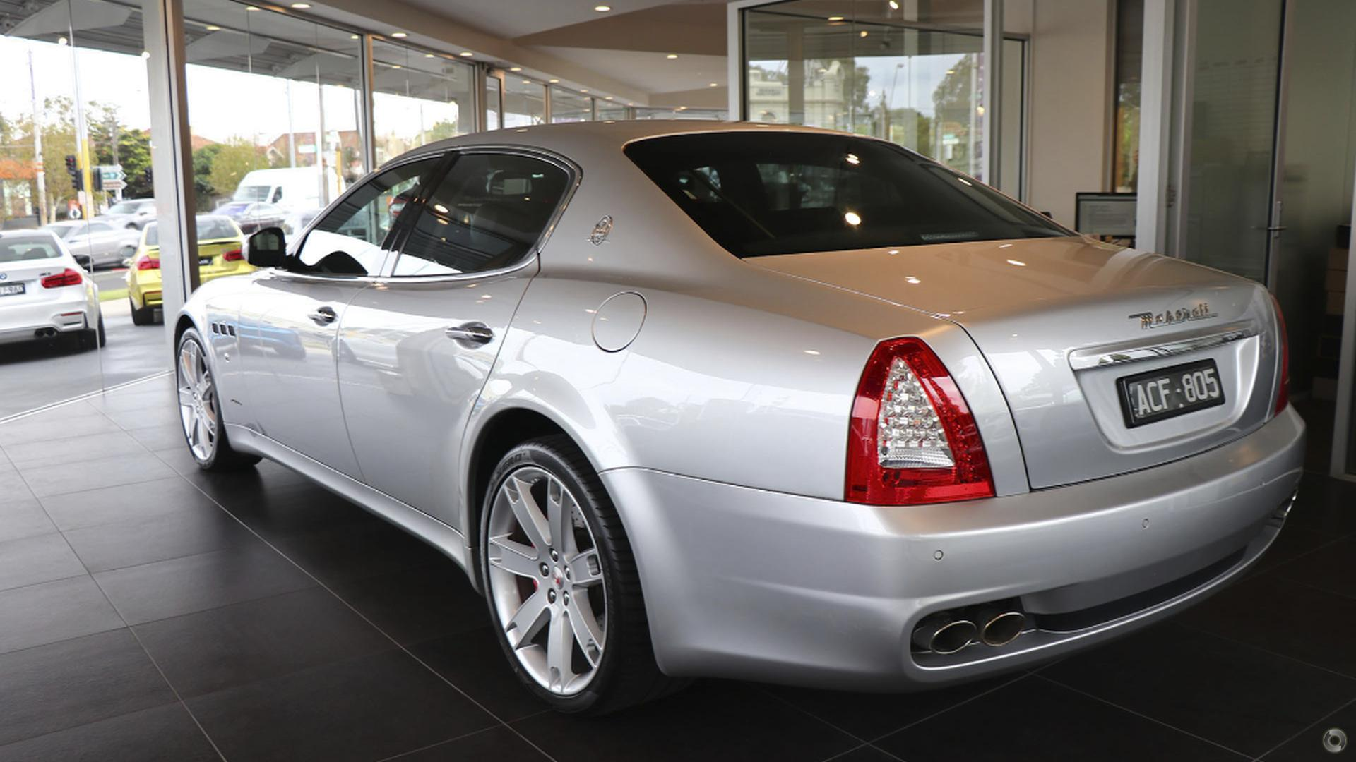 2009 Maserati Quattroporte S (No Series)