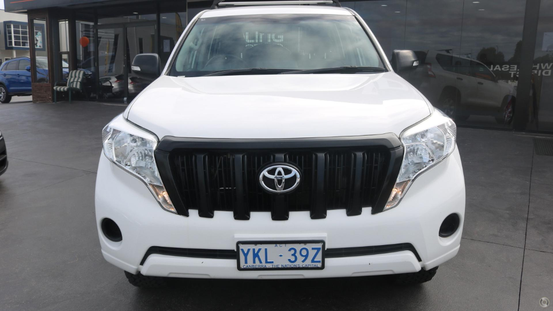 2014 Toyota Landcruiser Prado GX KDJ150R