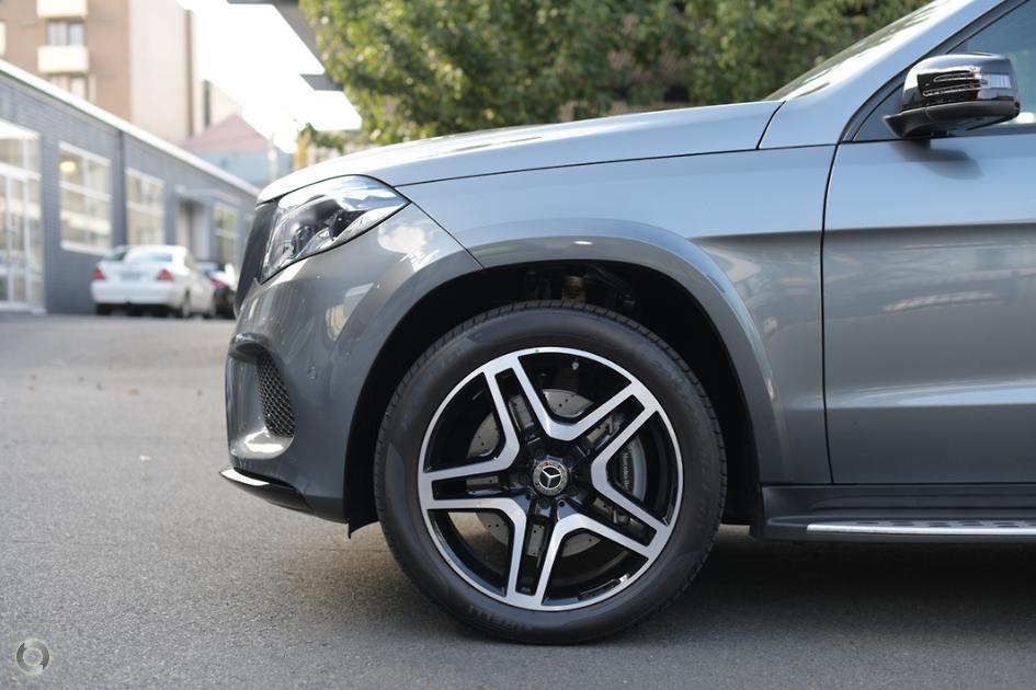 2018 Mercedes-Benz GLS 500 Wagon
