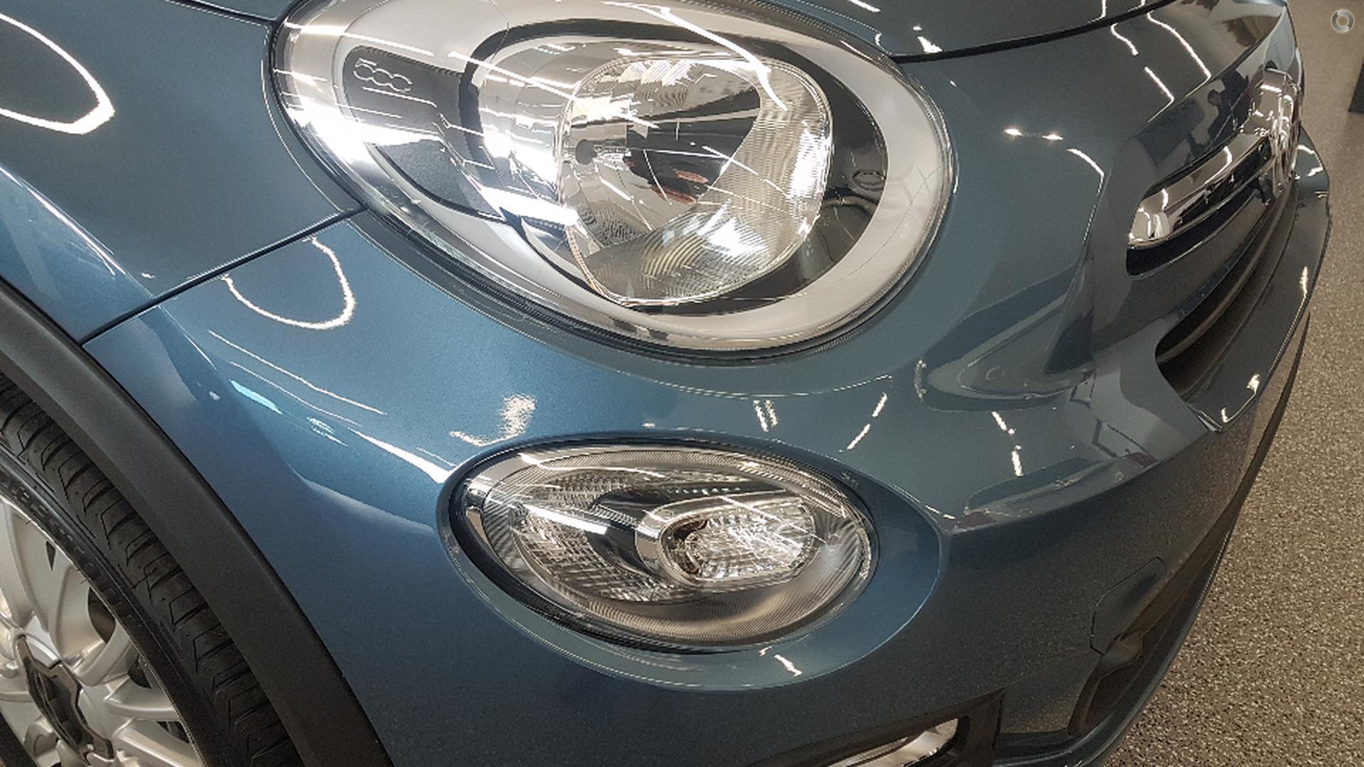 2018 Fiat 500X Series 2
