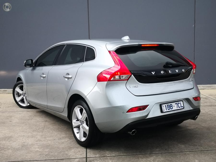 2014 Volvo V40 D4 Kinetic (No Series)