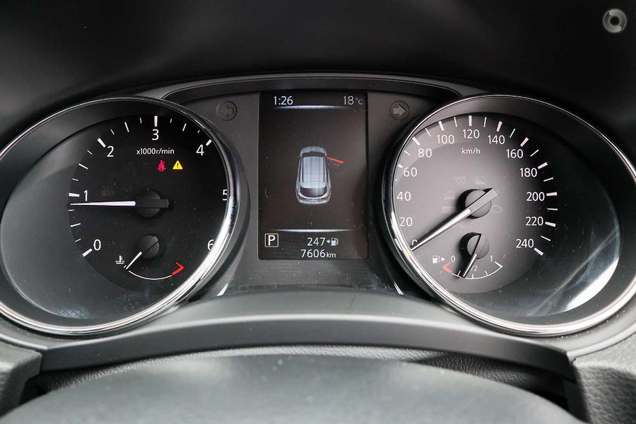 2017 Nissan QASHQAI TS