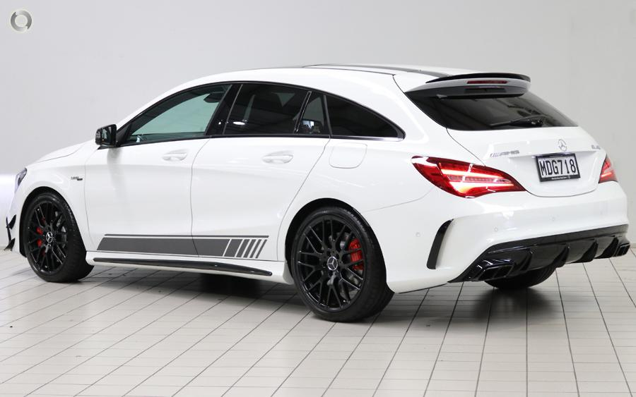 2019 Mercedes-AMG CLA 45 Shooting Brake