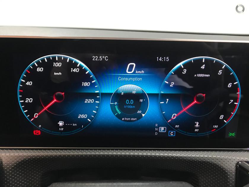 2018 Mercedes-Benz A 250 Hatch