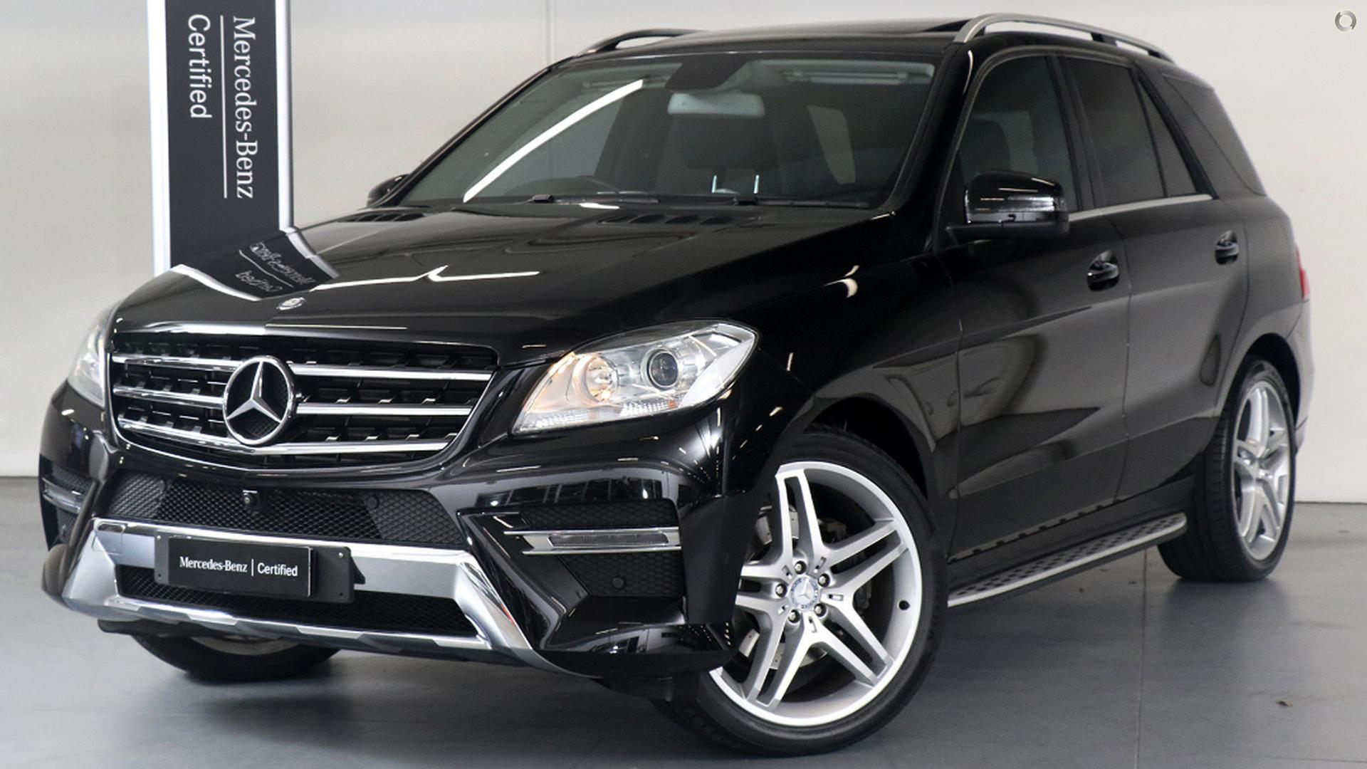 2013 Mercedes-Benz ML 250 Wagon