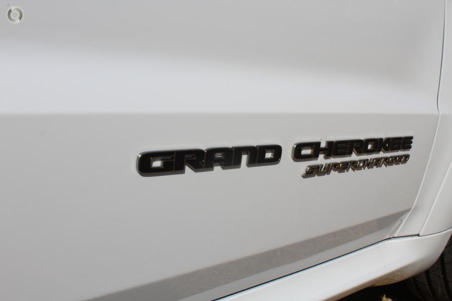 2018 Jeep Grand Cherokee Trackhawk WK