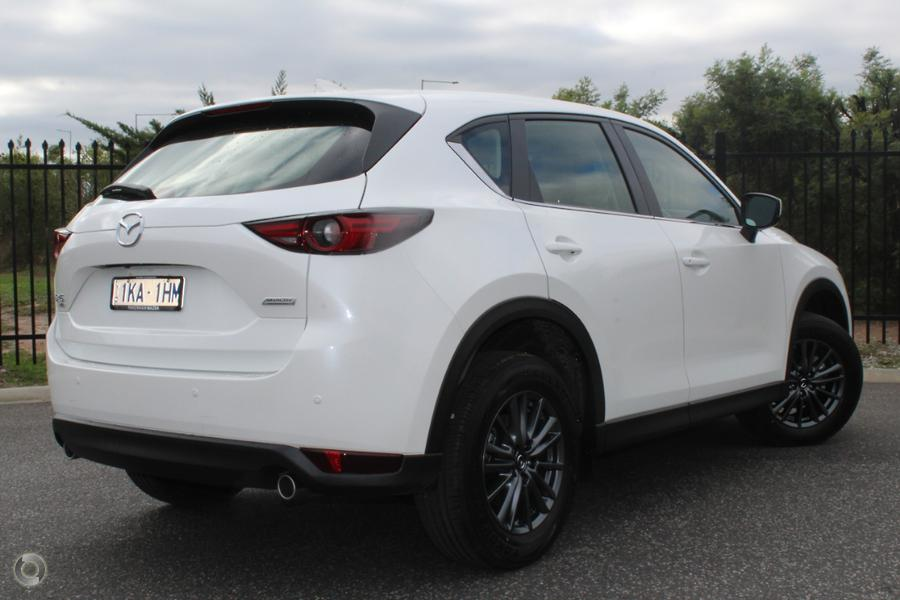 2019 Mazda CX-5 Maxx Sport KF Series