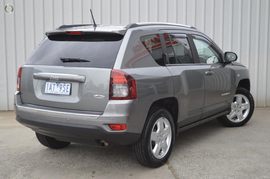 2014 Jeep Compass North MK