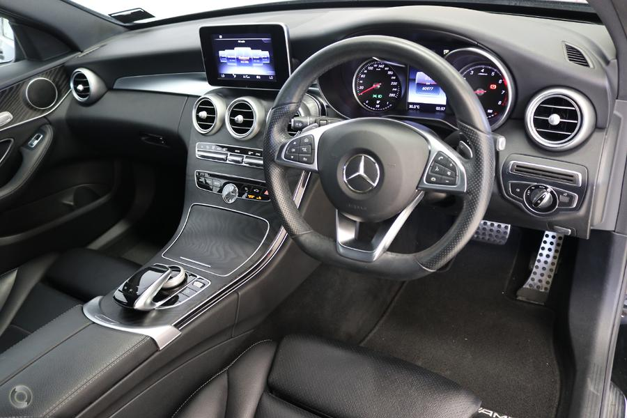 2016 Mercedes-Benz C 200 Estate