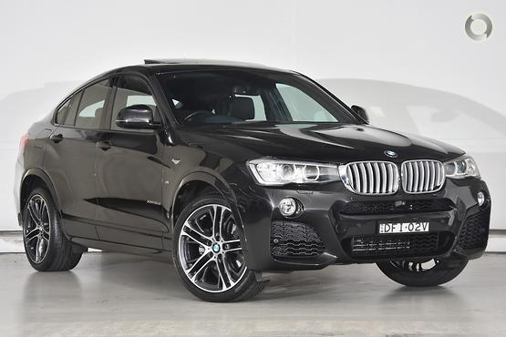 2015 BMW X 4 xDrive35d
