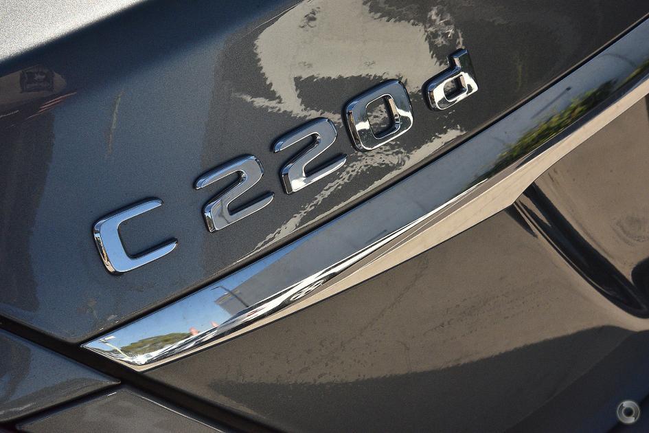 2018 Mercedes-Benz C 220 D Sedan