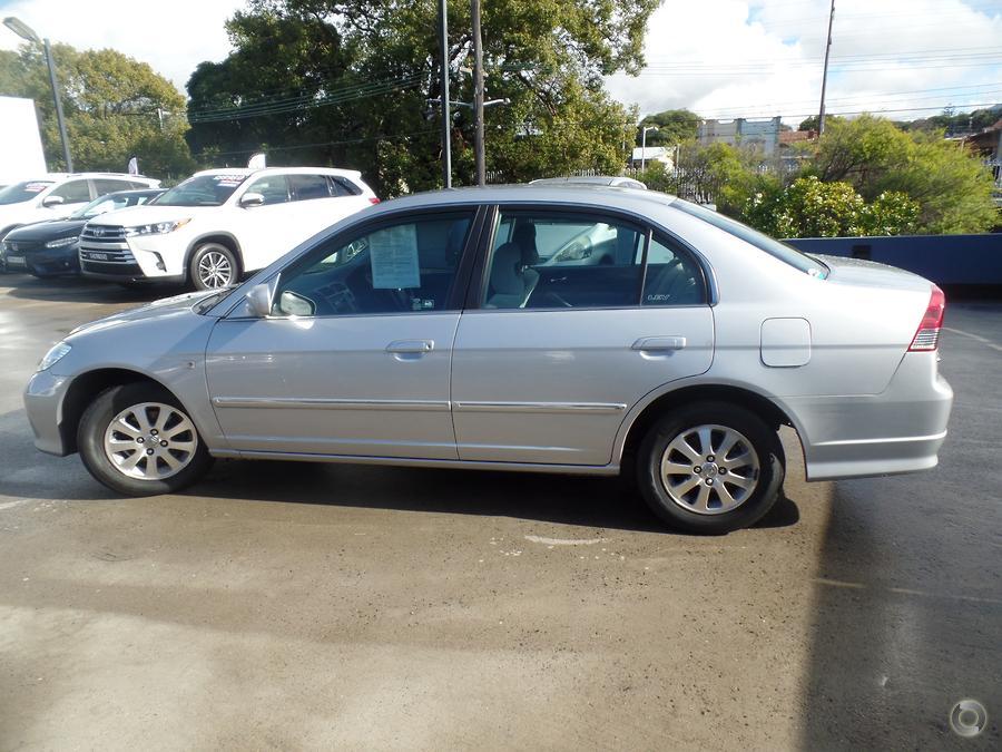 2004 Honda Civic GLi 7th Gen