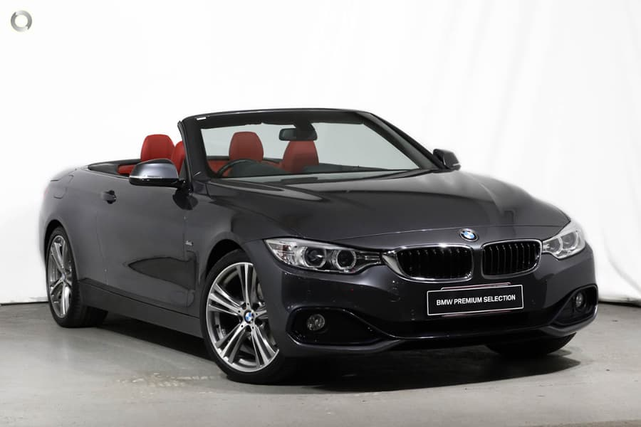 2015 BMW 420d M Sport