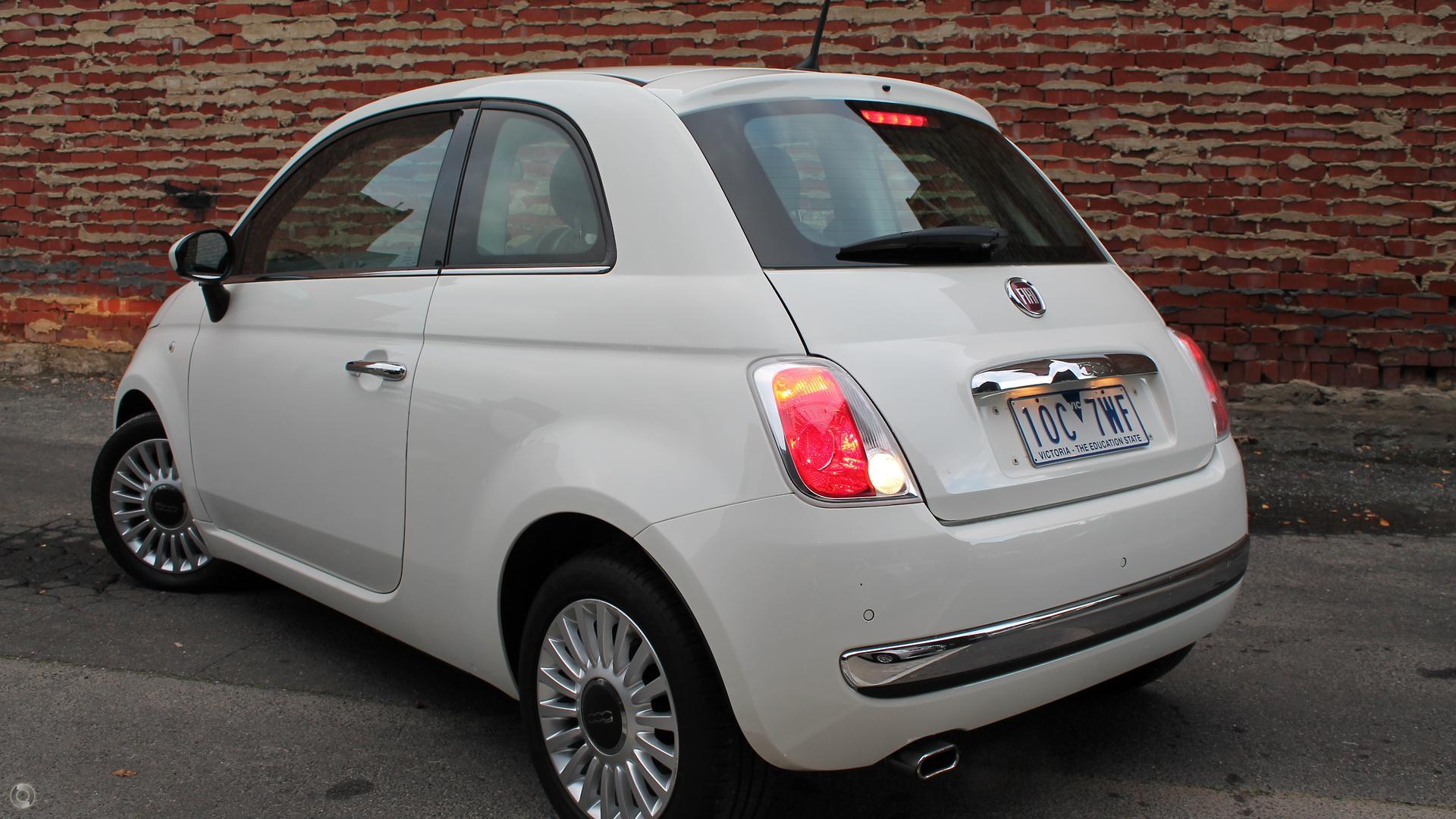 2013 Fiat 500 Lounge Series 1