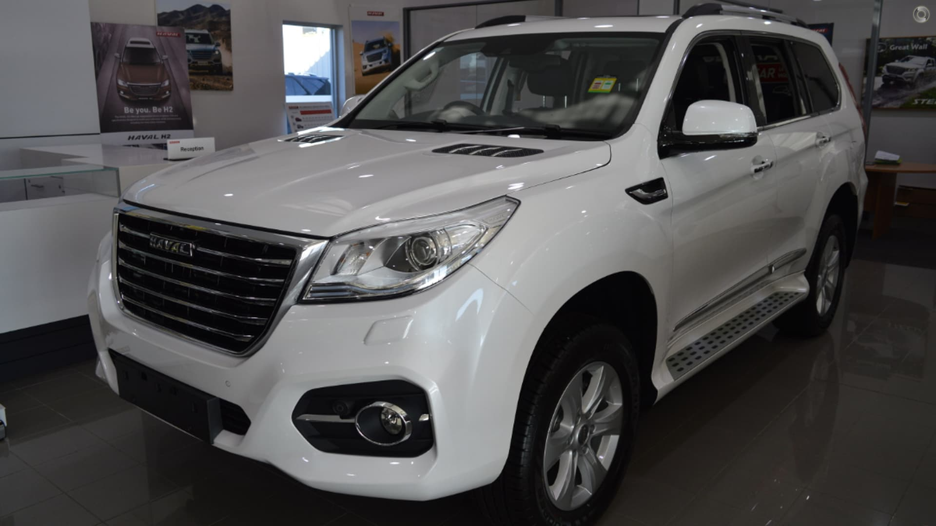 2019 Haval H9 (No Series)