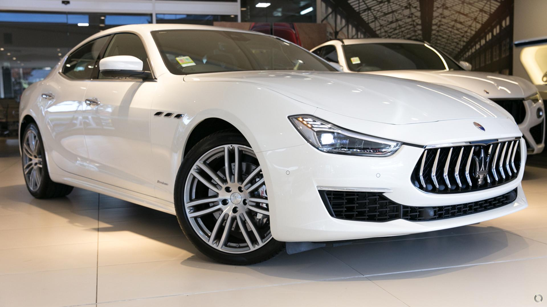 2019 Maserati Ghibli M157