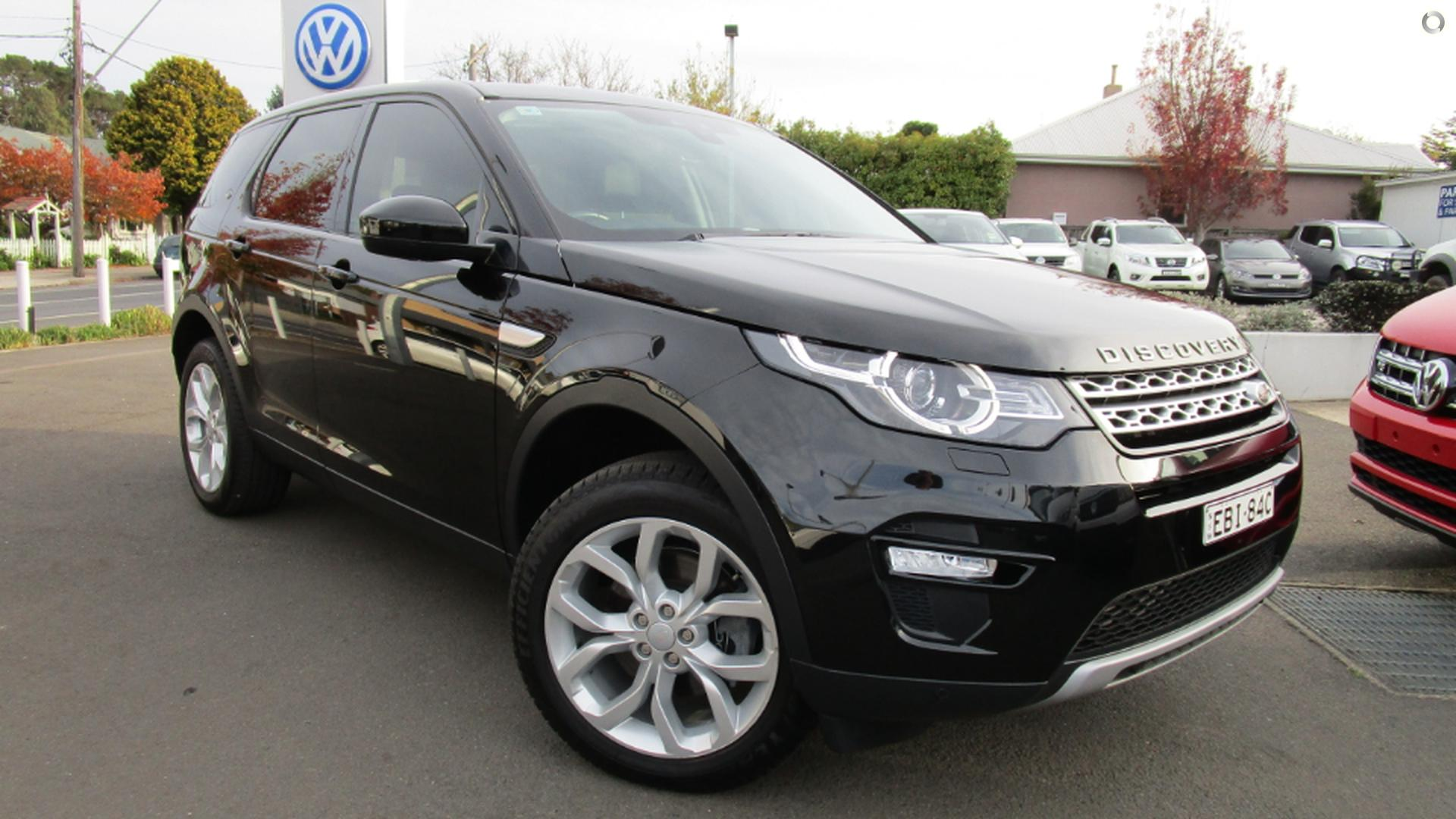 2015 Land Rover Discovery Sport SD4 HSE L550