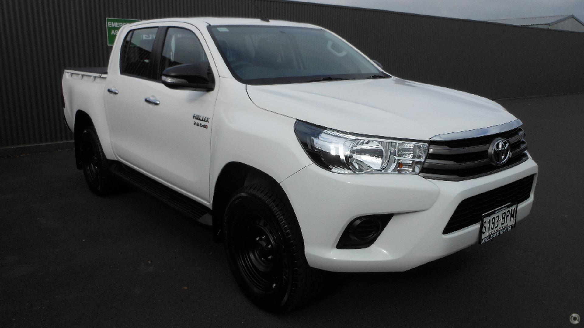 2017 Toyota Hilux GUN126R