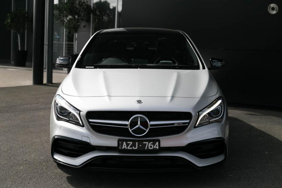 2018 Mercedes-Benz CLA 45 Coupe