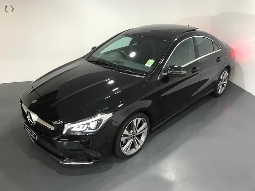 2018 Mercedes-Benz CLA 180 Coupe