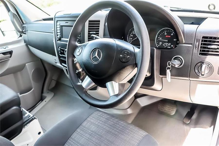 2018 Mercedes-benz Sprinter Ncv3 316cdi 4x4 Van Low Roof Mwb