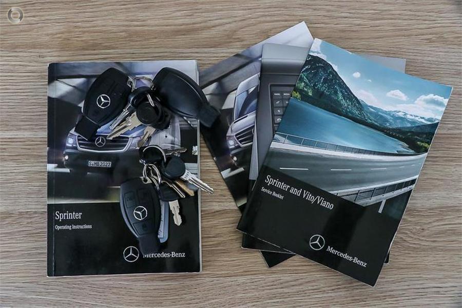 2015 Mercedes-benz Sprinter Kea 2+1 Berth Nomad