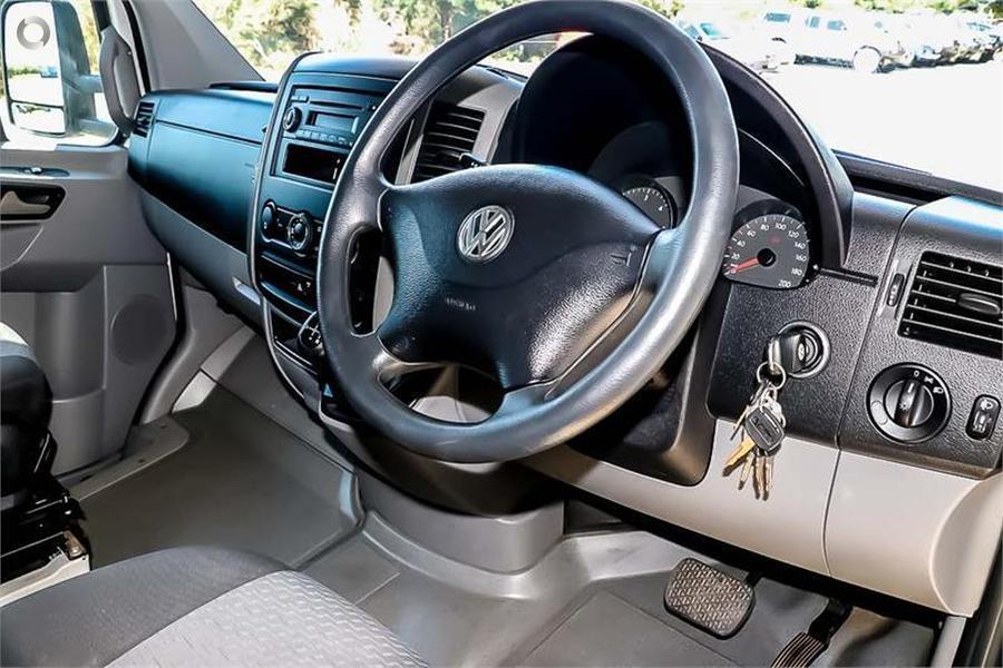 2014 Kea Beach Volkswagen V721 4 Berth